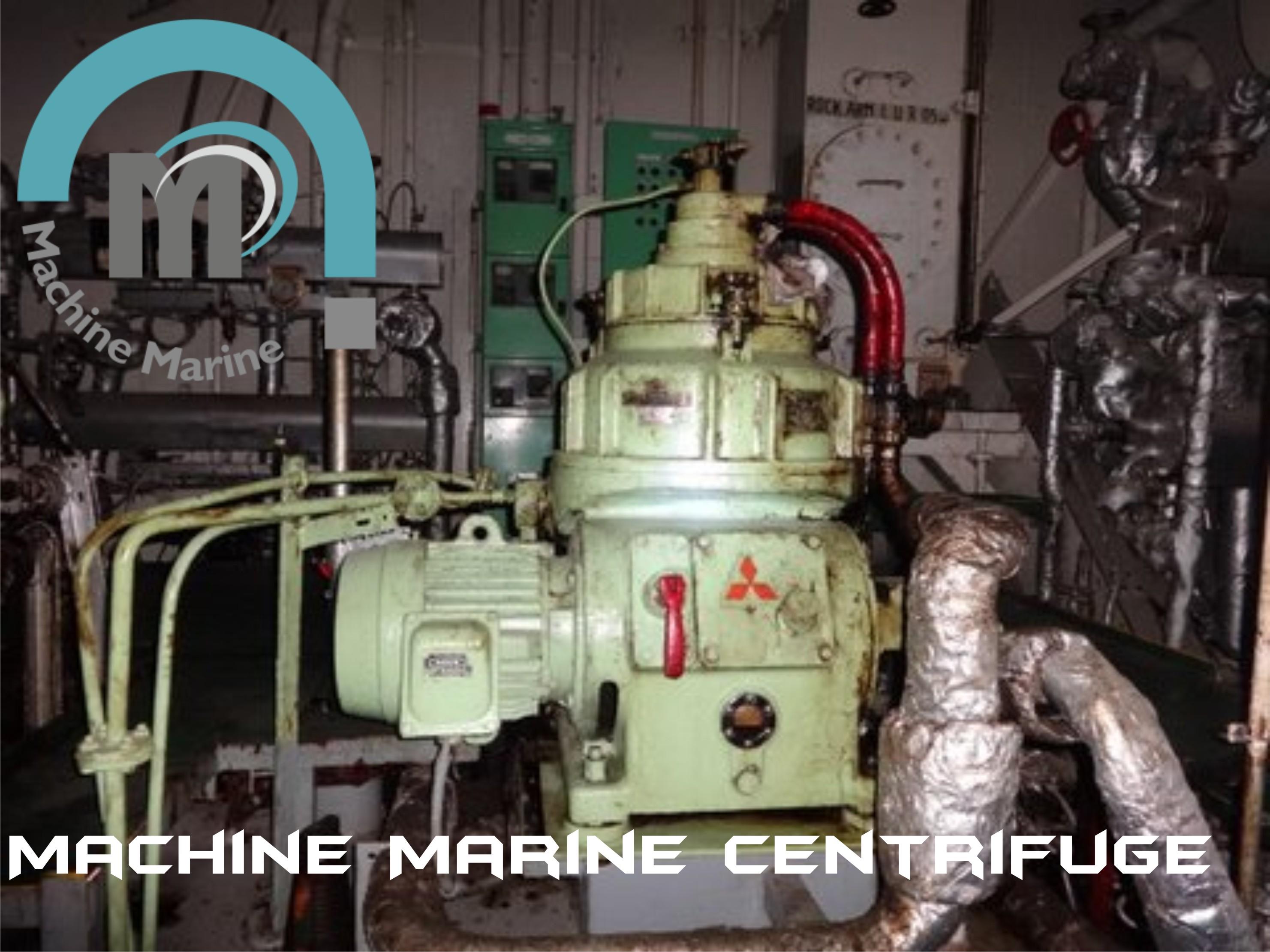 Mitsubishi SJ 20 Oil Purifier Separator Centrifuge